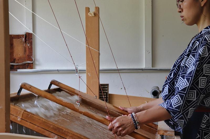 美濃和紙:1,300年的造紙歷史