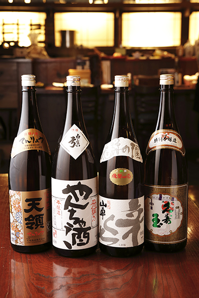 Gifu Sake