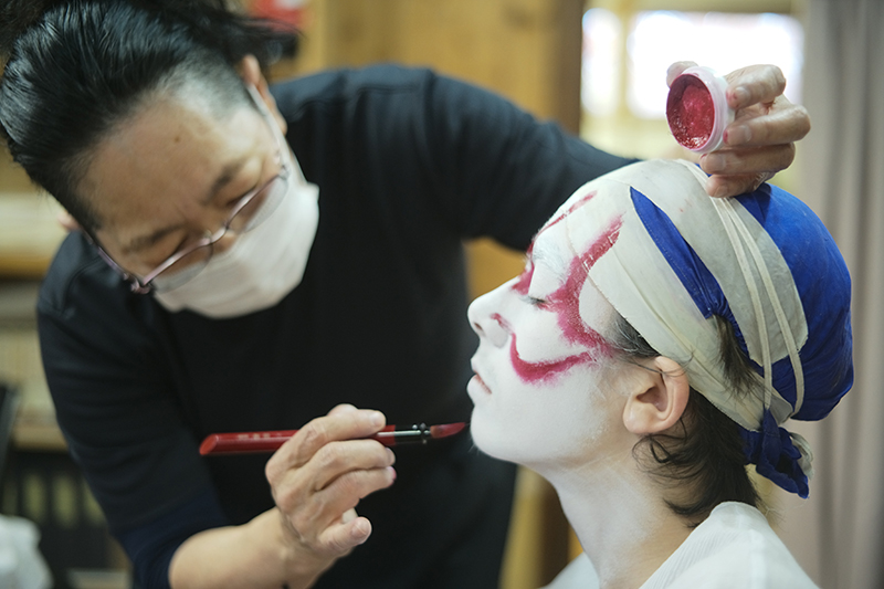 La magie du Ji-Kabuki