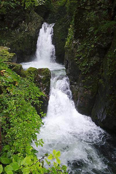 飛驒小坂瀑布