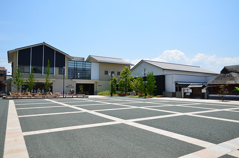 Oku no Hosomichi Musubi no Chi Memorial Hall