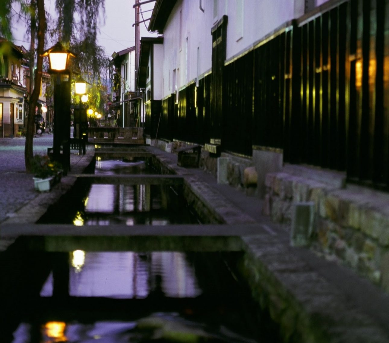 Seto River Canal and White-Walled Storehouses3