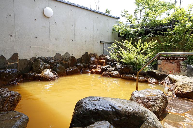 Nagaragawa Hot Springs
