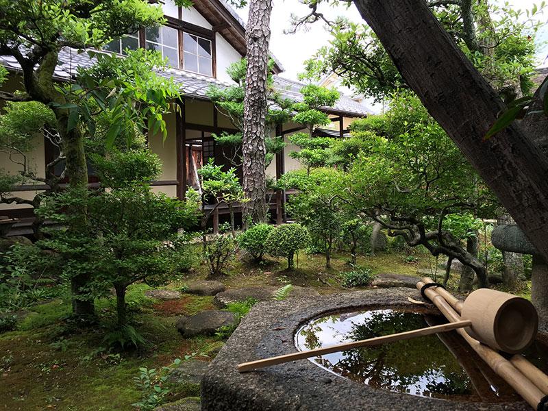 The Post Town of Mitake-juku on the Nakasendo; Shoka Take House