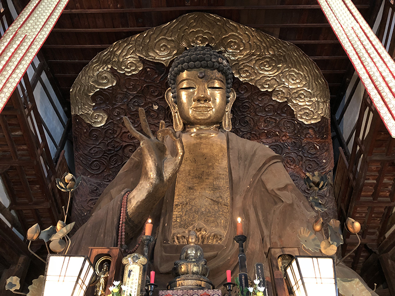 Great Buddha of Gifu
