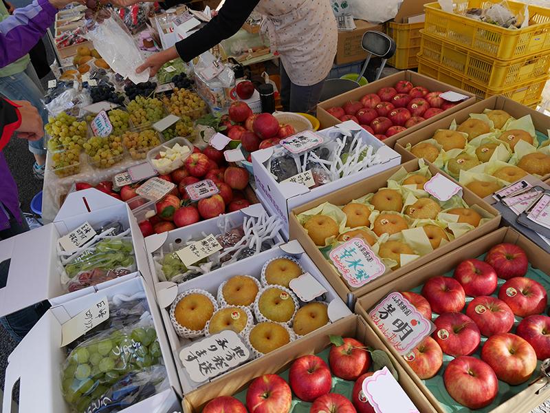 Morning Market (Miyagaw & Jinyamae)