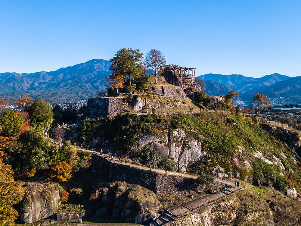 Hiking Trip to Feel History through Nature