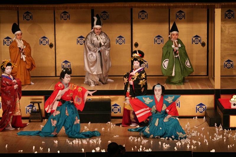 Ji-kabuki Experience
