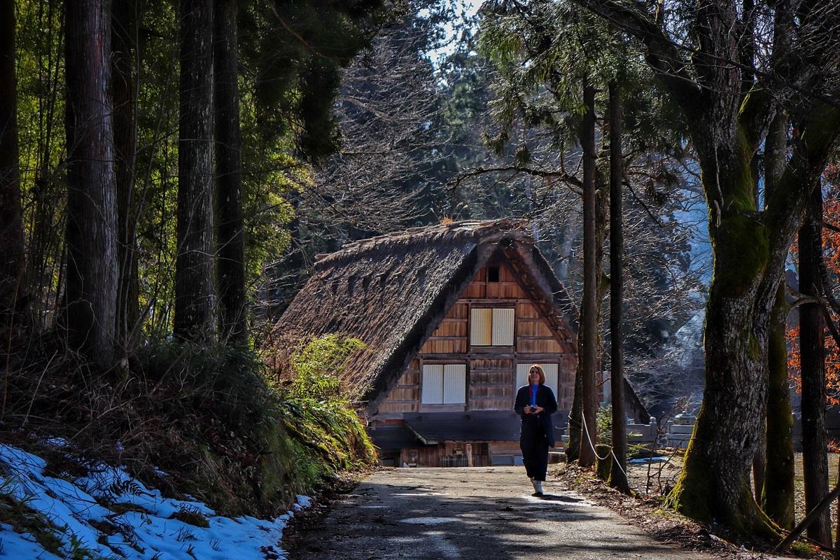 A stroll in Shirakawa-go
