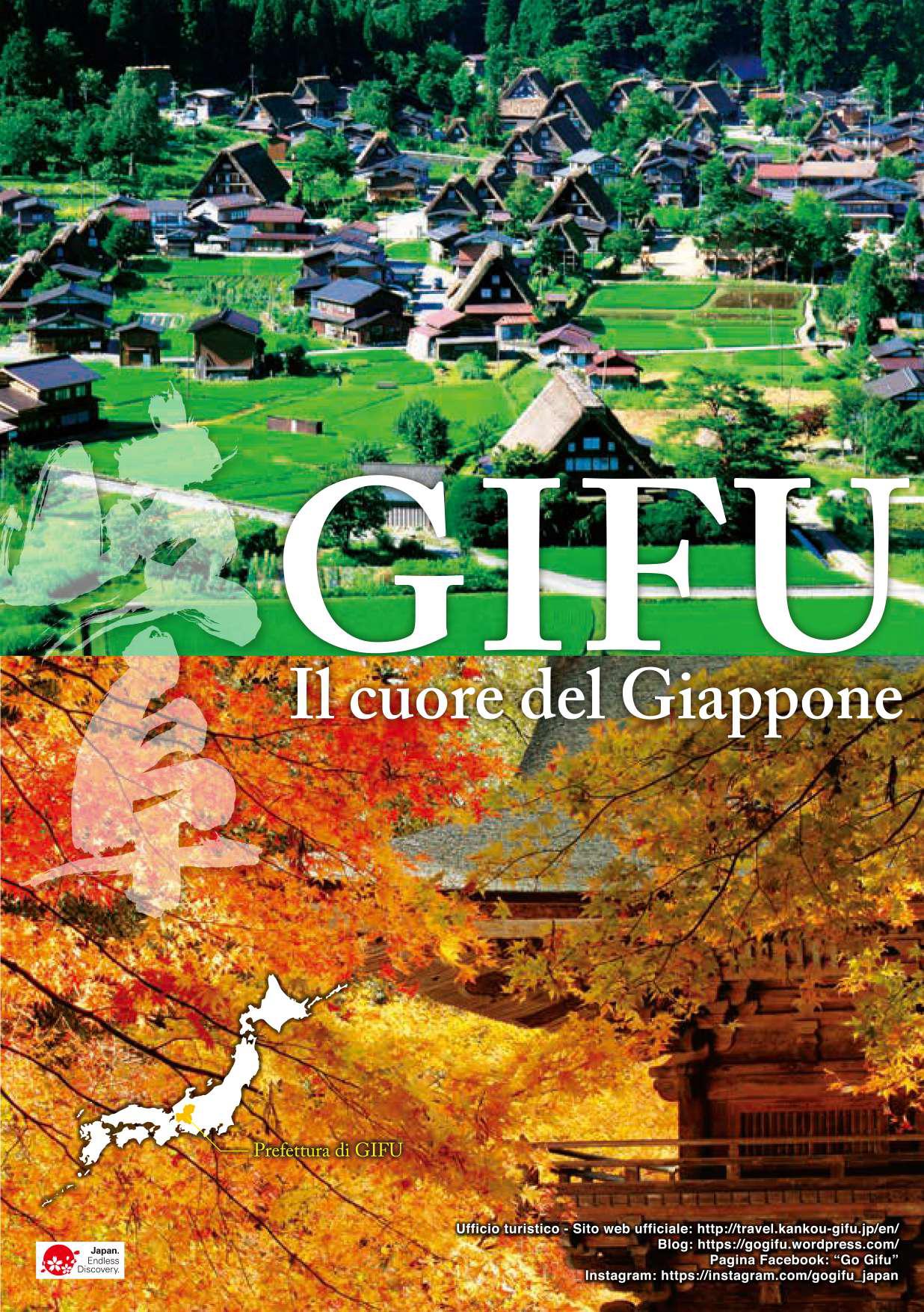 GIFU Il cuore del Giappone