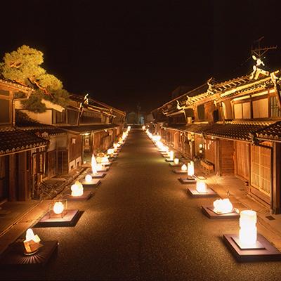 Mino Washi Akari Art Festival