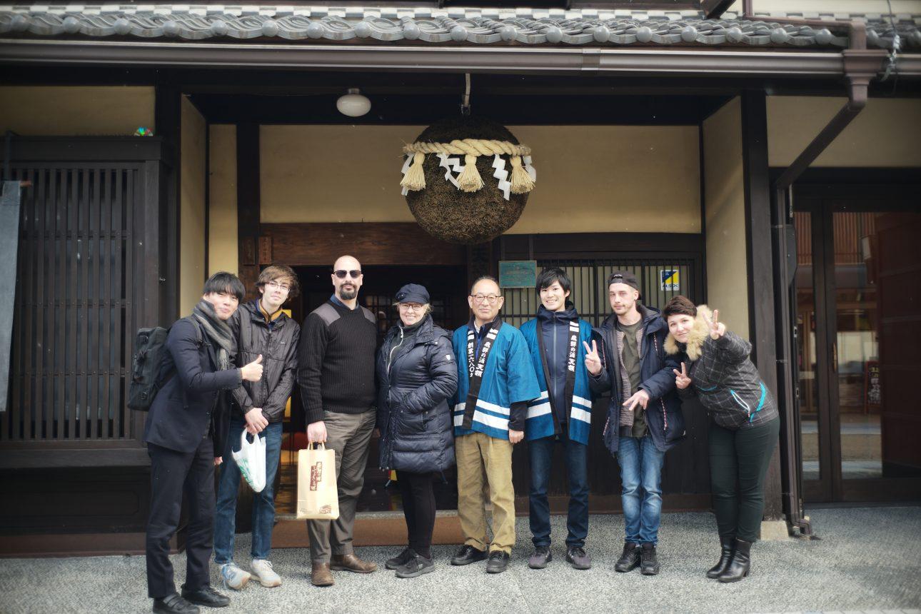 日本酒ソムリエ