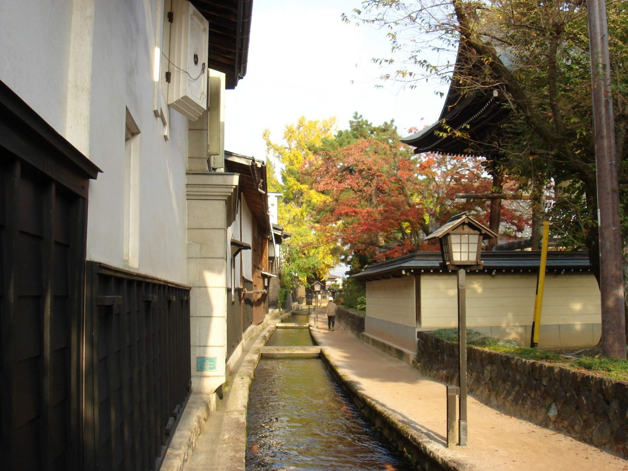 Seto River Canal and White-Walled Storehouses