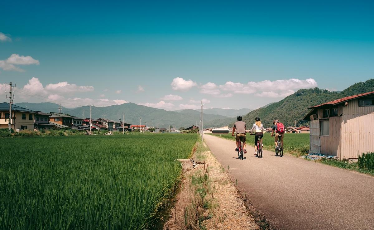Satoyama Cycling2