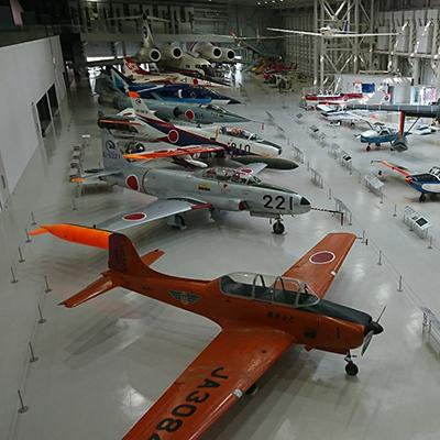 Museo del Aire y espacial de Gifu-Kakamigahara