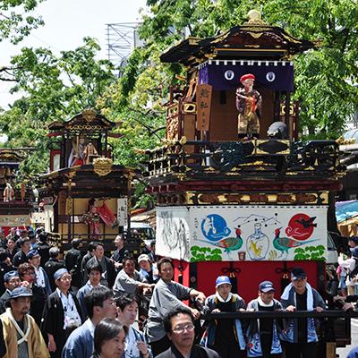 Festicval de Ogaki