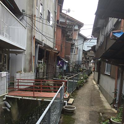 Las calles de Kinkotsu