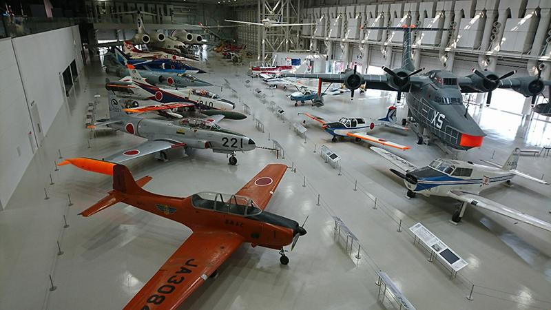 Museo aerospaziale di Gifu-Kakamigahara / Museo del Aire y espacial de Gifu-Kakamigahara