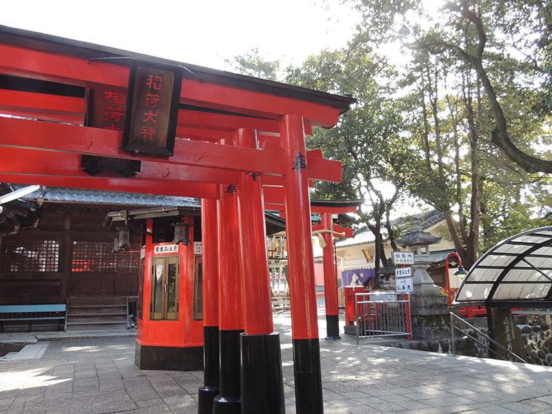 Il Santuario Shintoista di Inari / Santuario Chiyoho Inari