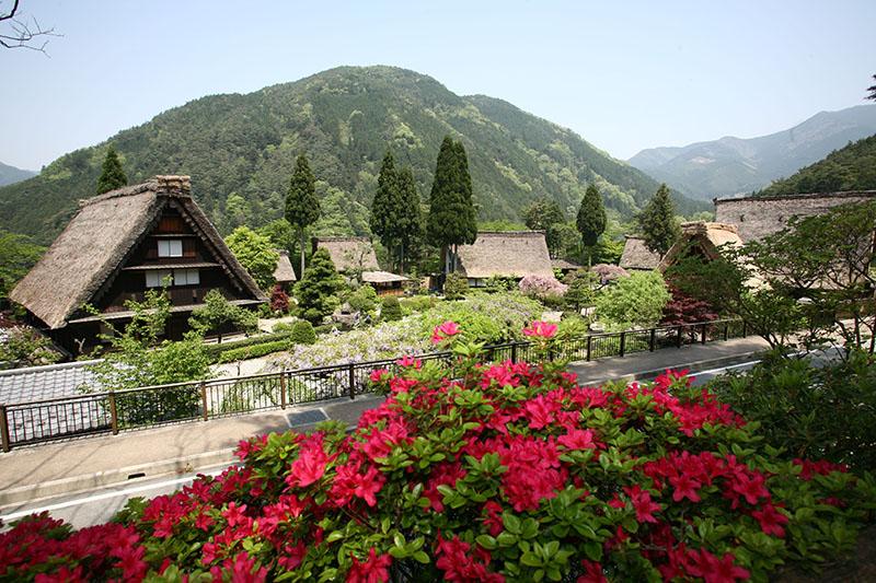 Villaggio Gassho di Gero / Gero Onsen Gassho Village
