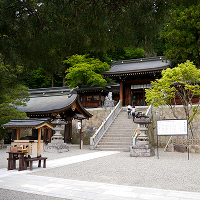 Santuario di Sakurayama Hachiman – Sala esposizioni dei carri del festival di Takayama