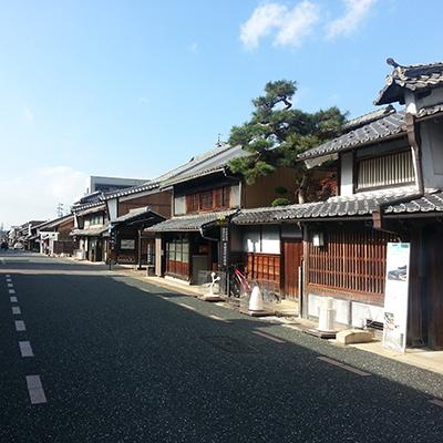 Quartire storico dei muri udatsu