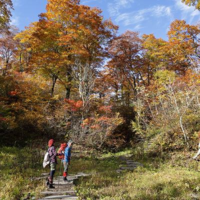 Parque natural de la prefectura de Amou