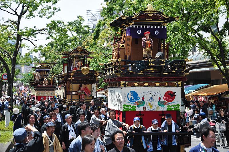 Festival di Ogaki / Festicval de Ogaki