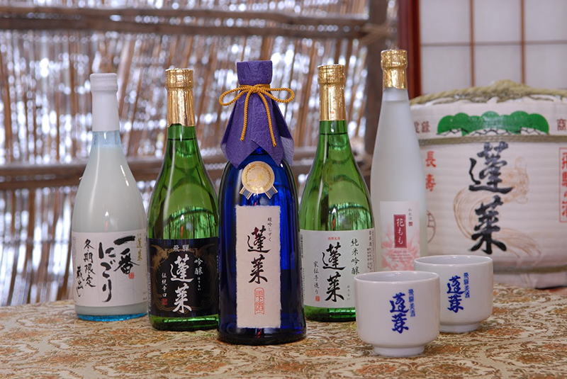 Distilleria di sakè Watanabe / Desilería de Sake Watanabe