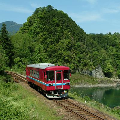 Ferrovia Nagaragawa